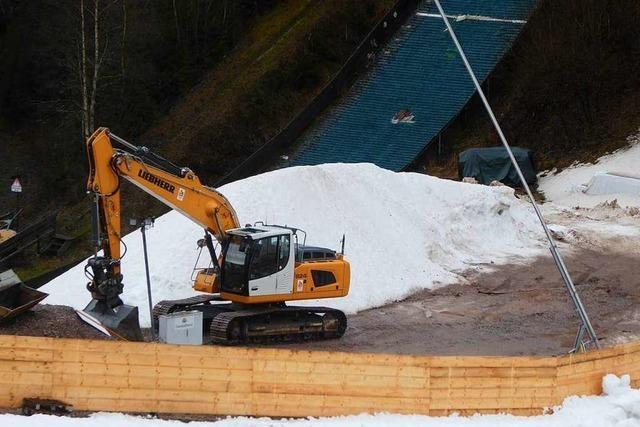 So kam es zur Absage des Skisprung-Weltcups in Titisee-Neustadt