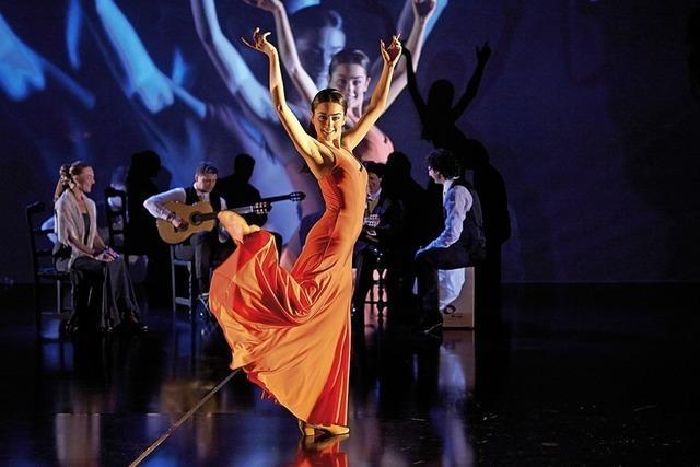 Kinofilm zum Flamenco beim Mittwochskino