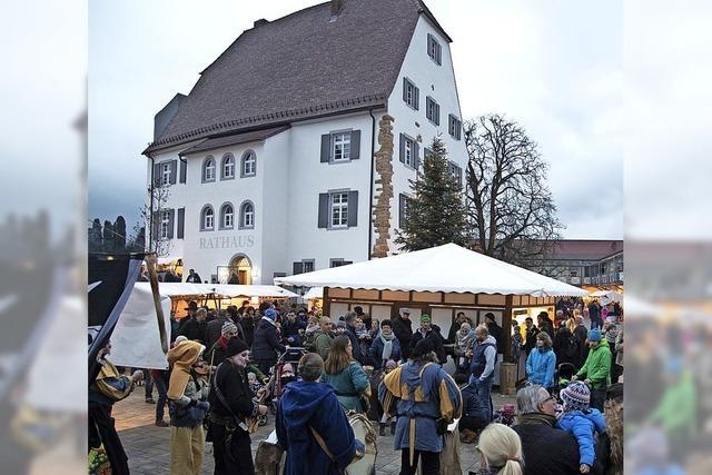Blick ins Mittelalter und hochwertiges Kunsthandwerk