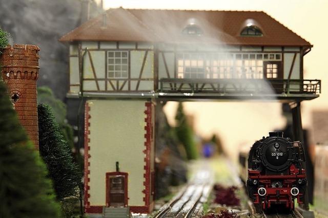 Handwerk und Eisenbahnromantik
