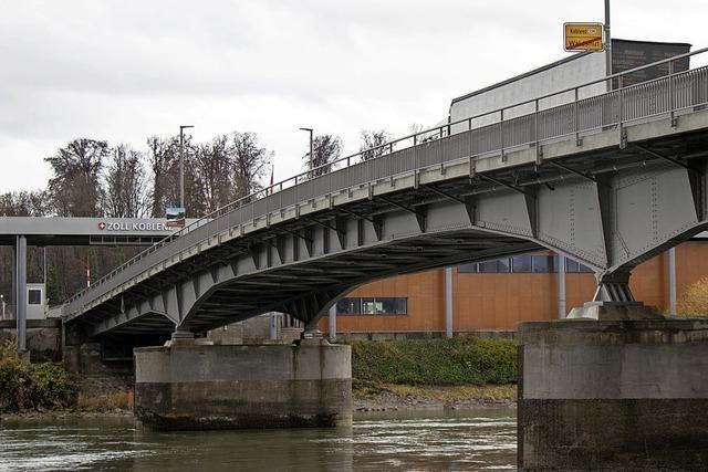 Chance für zweite Rheinbrücke