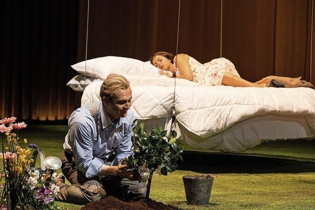 Triumph im Schauspiel für Andreas Beck
