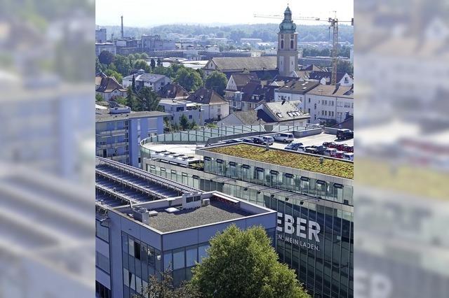 Stadt setzt auf nachhaltige Projekte