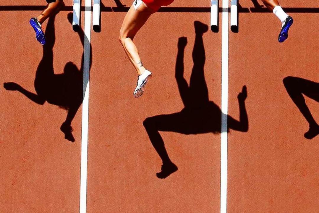Den Dopingschatten werden russische Leichtathleten noch nicht los.   | Foto: dpa
