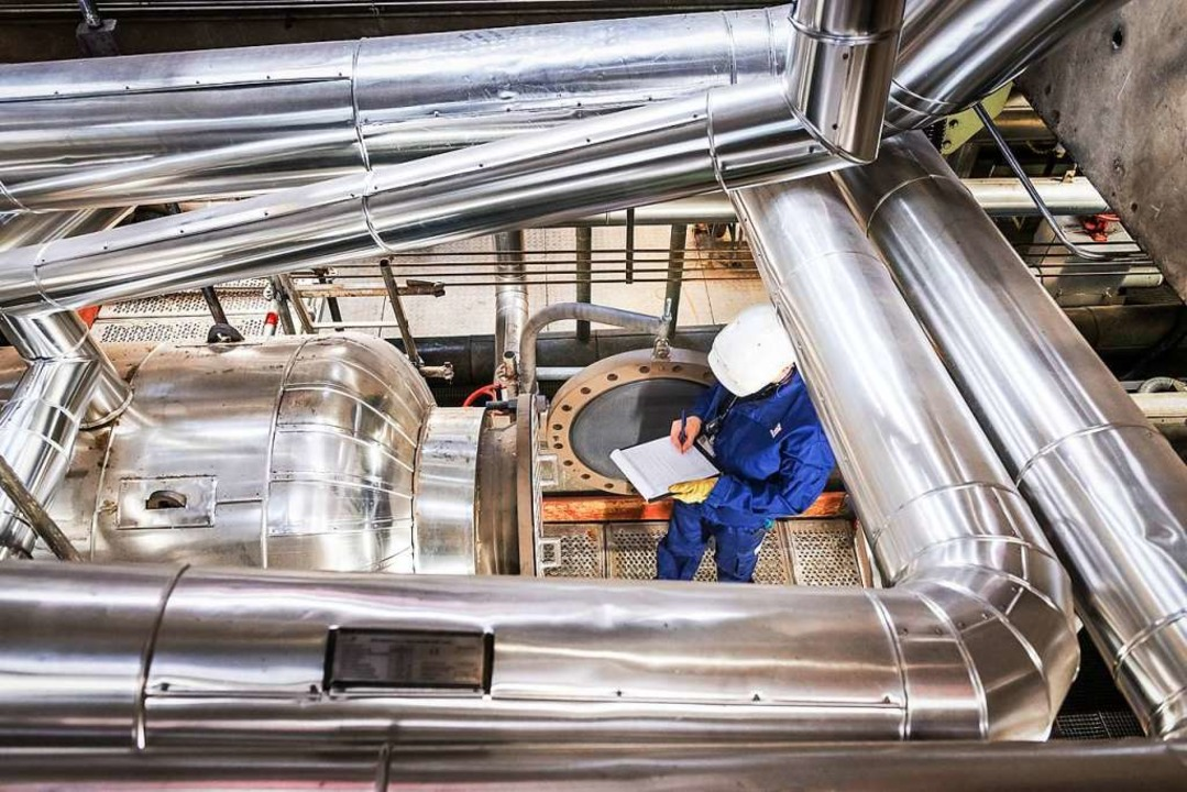 Soll  2020 vom Netz gehen: das Atomkraftwerk Fessenheim     Foto: EDF