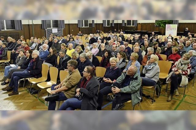 Bürgerinformation zum Altenberg