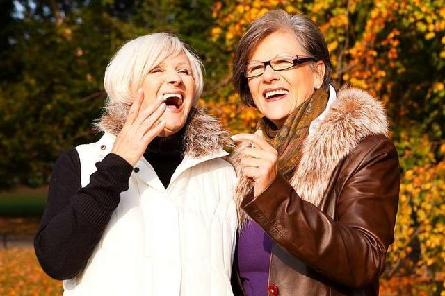 Immer mehr Seniorinnen leben allein