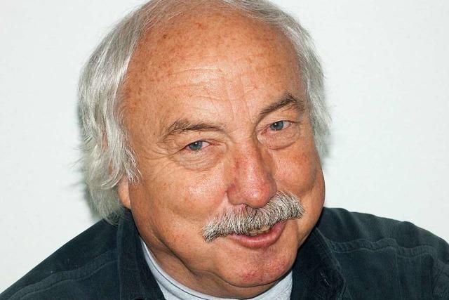 Der frühere Leiter der Weiler Lokalredaktion Dieter Moser ist gestorben