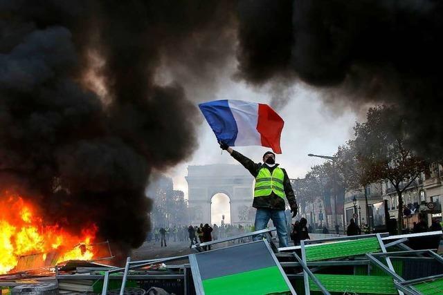 Aufruhr: Ein Fieberschub hat Frankreich ergriffen