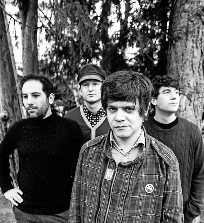 Nino Mandl und Band  | Foto: Pamela Russmann