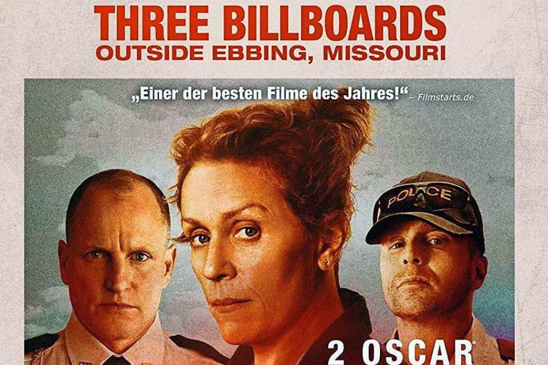 Three Billboards outside Ebbing, Missouri  | Foto: fox