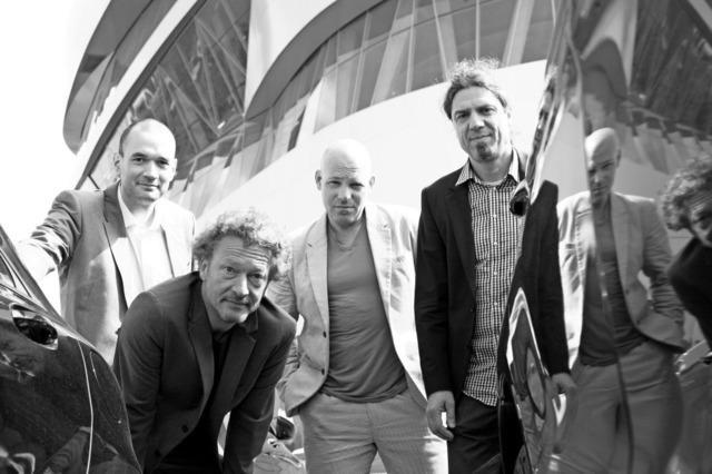 South Quartet zählen zur neuen Generation der Jazzmusiker