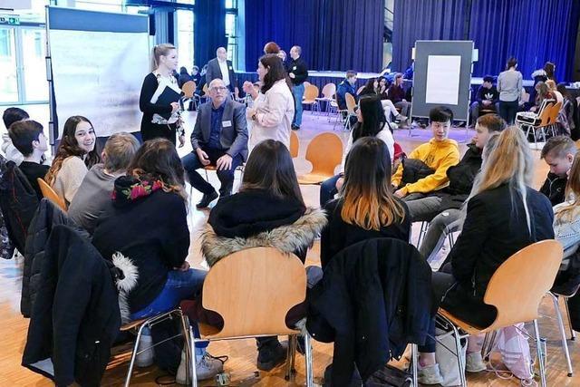 Der Achter-Rat soll junge Themen auf die Rheinfelder Agenda bringen