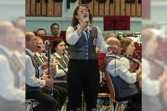 Bach fetzt modern-barock durch die Halle