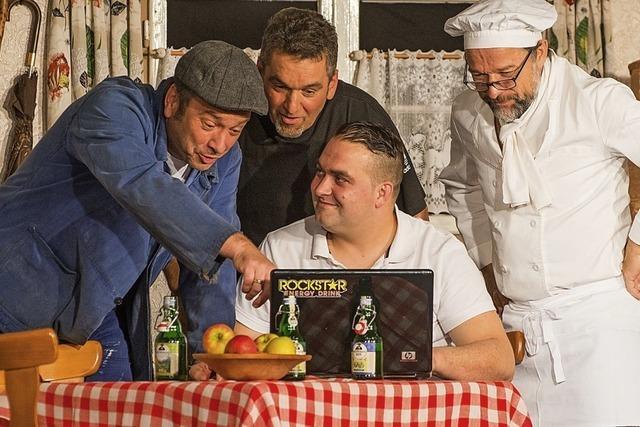 Seit 25 Jahren leitet Beate Römer die Theatergruppe
