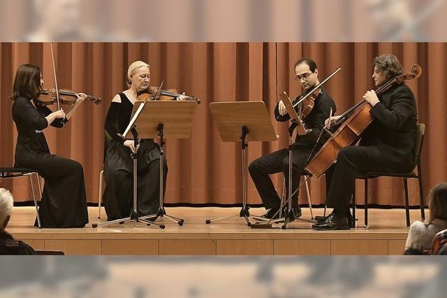 Ensemble bietet ungewohnte Varianten