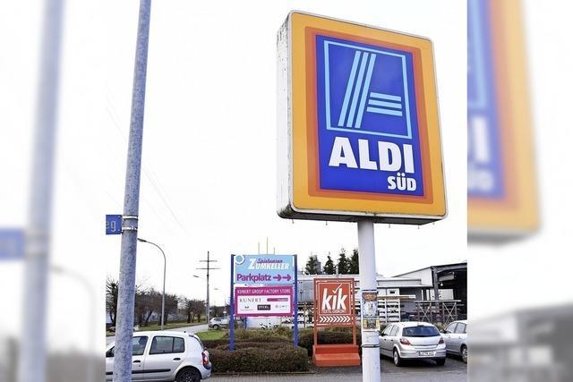 Aldi will sich in der Maulburger Teichmatt vergrößern