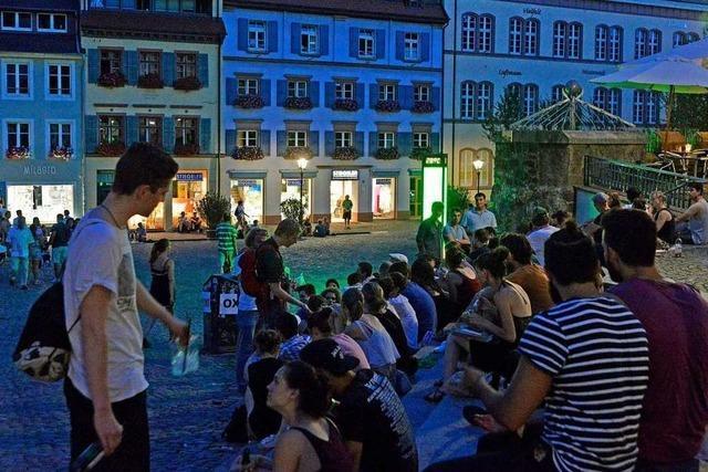 Zu laut! Stadt Freiburg verliert Rechtsstreit mit Augustinerplatz-Anwohnern