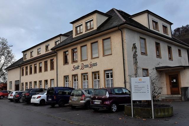 St. Josefshaus baut um