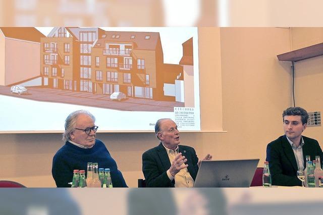 Bauträger will Raum für Praxen bieten