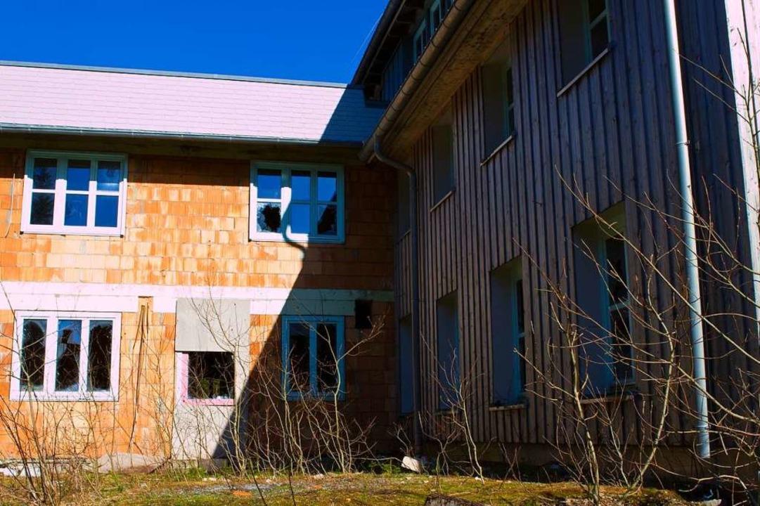 Zwischenzeitlich war das Berghaus in keinen guten Zustand. (Archivbild von 2011)  | Foto: Carlotta Huber