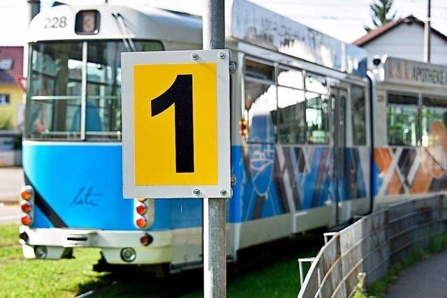 Sechs Leichtverletzte bei Unfall mit zwei Straßenbahnen