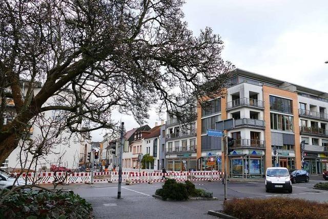 Der Aicheleknoten in Lörrach wird ab 2019 umgebaut