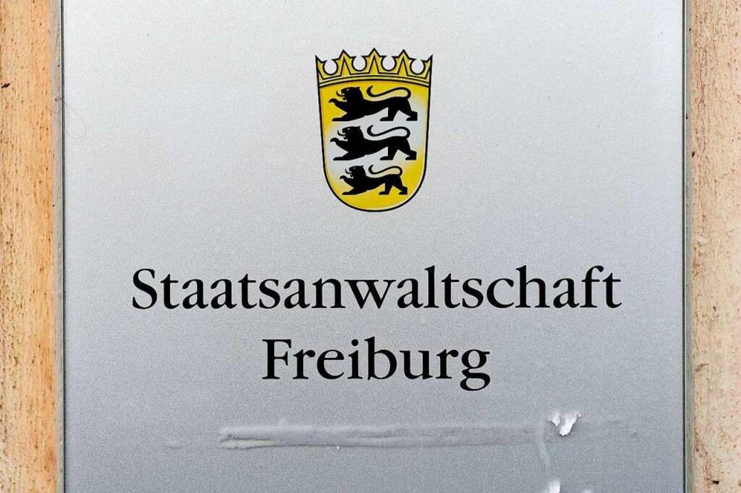 Die Staatsanwaltschaft Freiburg ermittelt nicht gegen die Familienrichter.  | Foto: Ingo Schneider