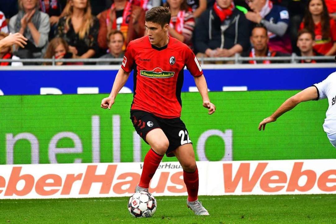 Roland Sallai fehlt dem SC Freiburg länger als ursprünglich angenommen.  | Foto: Achim Keller