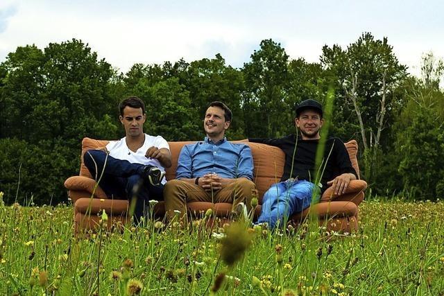 Rhinwaldsounds stellen neues Album Wildbrecht vor