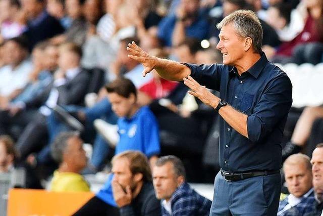 Frank Wormuth kann sich beim Heracles Almelo als Trainer austoben