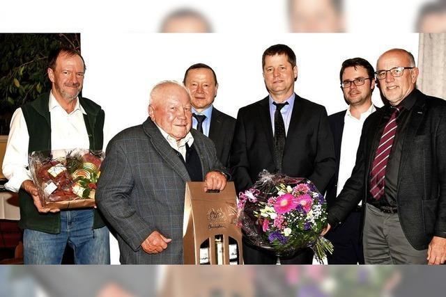 Klaus Dorner folgt auf Karl Silberer