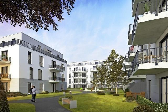 Wohnungen werden saniert und gebaut
