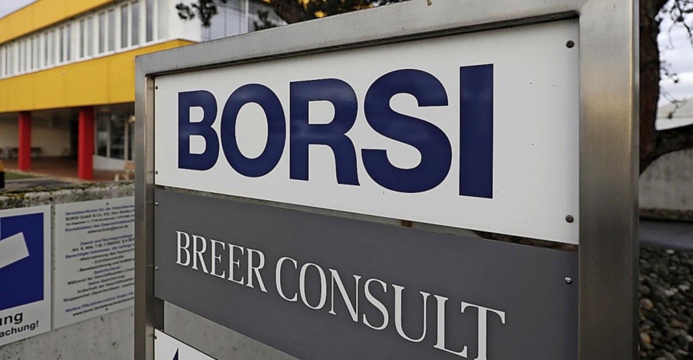Borsi in Schutterwald ist im Wandel begriffen.   | Foto: Christoph Breithaupt