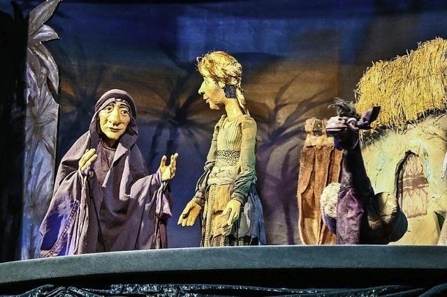 Puppen, Masken und Marionetten in allen Facetten
