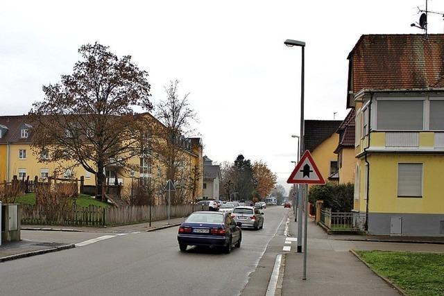Karl-Fürstenberg-Straße ohne Tempo 30