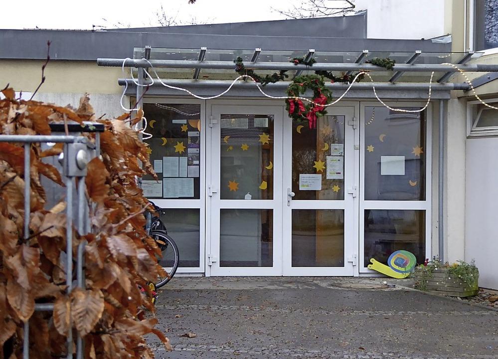 Der Evangelische Kindergarten in Haage... nun doch nicht um den Neubau bangen.   | Foto: Ehrentreich