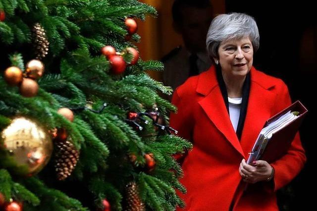 Findet der Brexit-Vertrag eine Mehrheit im Parlament?