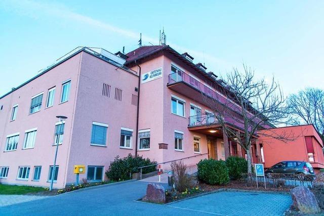 Neuer OP-Bereich für Ettenheimer Krankenhaus