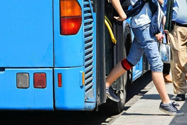 Gundelfingen muss 38 Bushaltestellen barrierefrei umbauen
