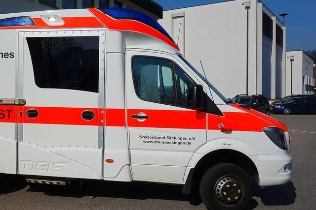 Spitalschließung in Bad Säckingen macht sich im Rettungsdienst bemerkbar