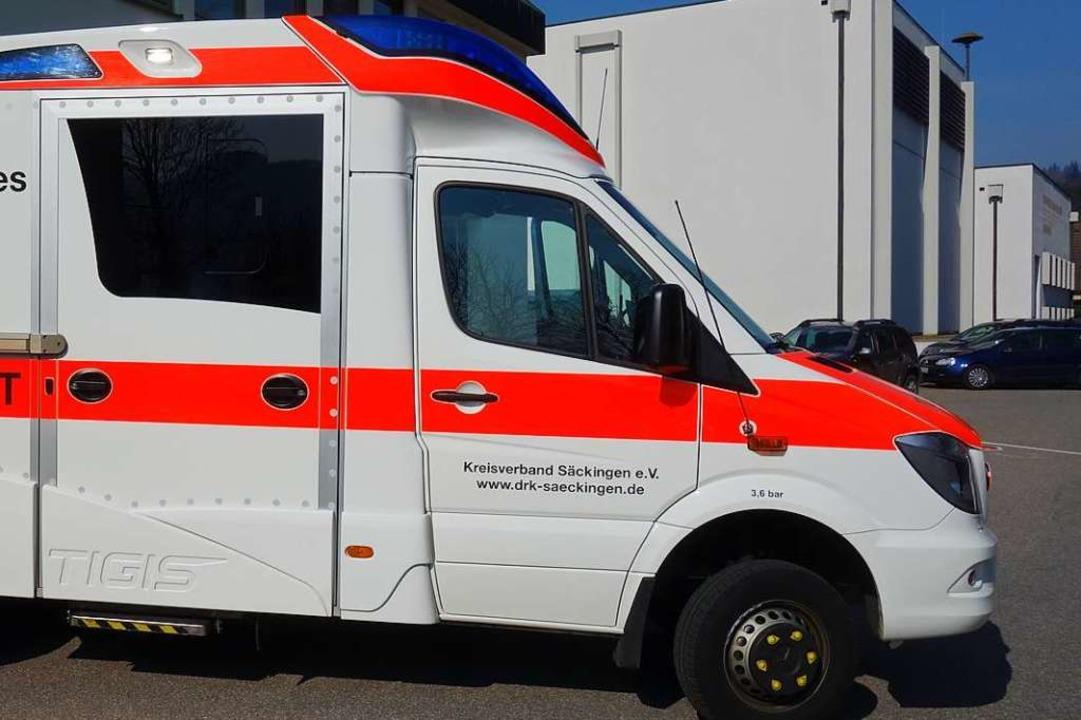 Der Rettungsdienst stockt seine Kapazitäten auf.  | Foto: Felix Held