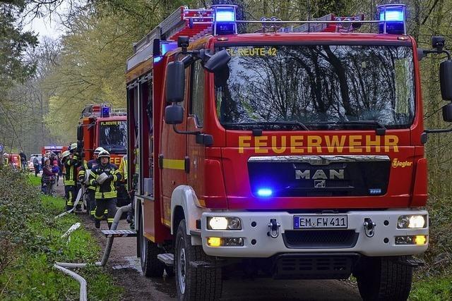 Entschädigungen für Feuerwehr in Reute steigen