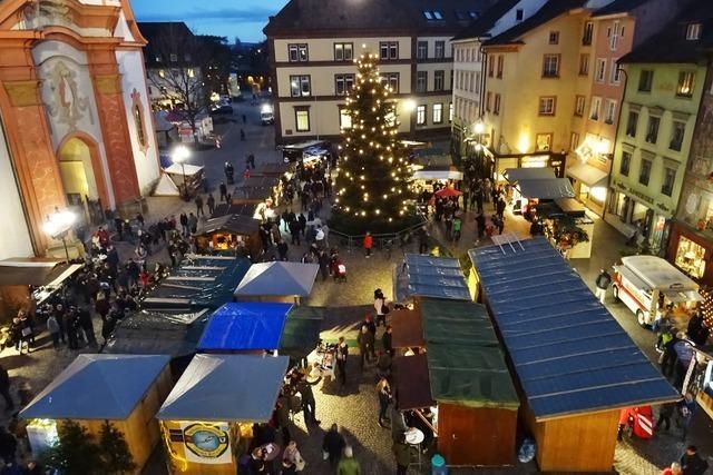 Weihnachtsstadt Bad Säckingen