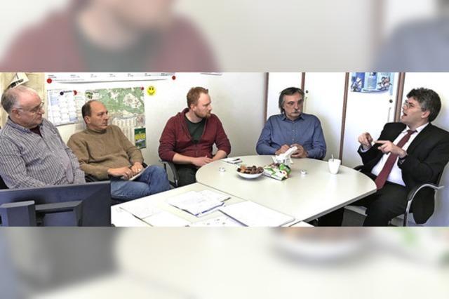 Kistler will Ziele der Kommunen für Bau der A 98 wissen