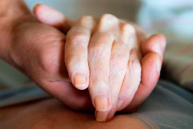 Wie Sterbebegleiter Menschen die Angst vor dem Tod nehmen
