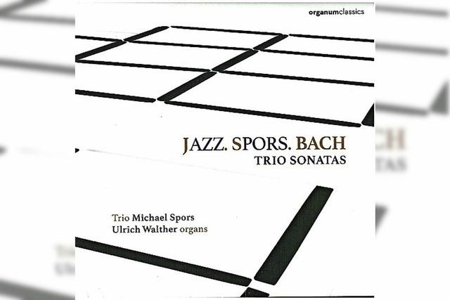 CD: KLASSIK: Bach und die Hammond-Orgel