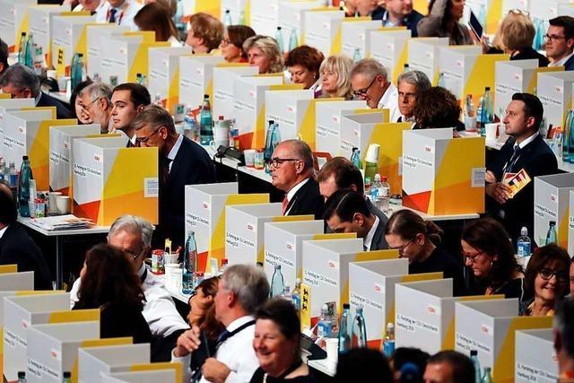 CDU-Parteitag unterstützt UN-Migrationspakt