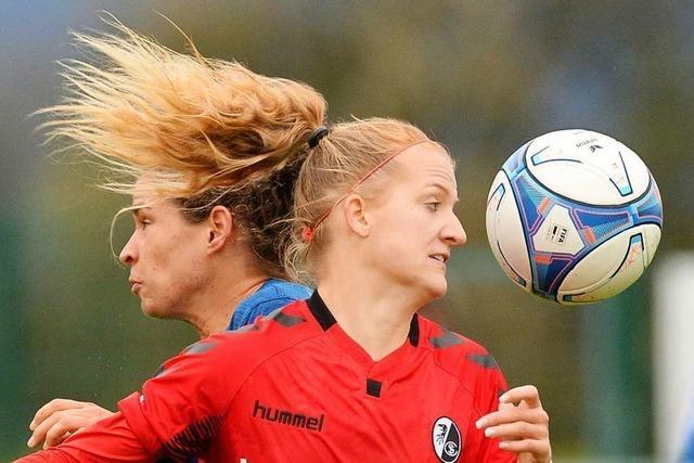 SC-Frauen empfangen den SC Sand zum letzten Heimspiel des Jahres