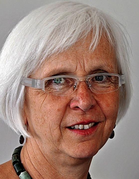 Gudrun Heute-Bluhm (61)  ist   geschäf...s 2014 Lörracher Oberbürgermeisterin.   | Foto:  Daniel Gramespacher
